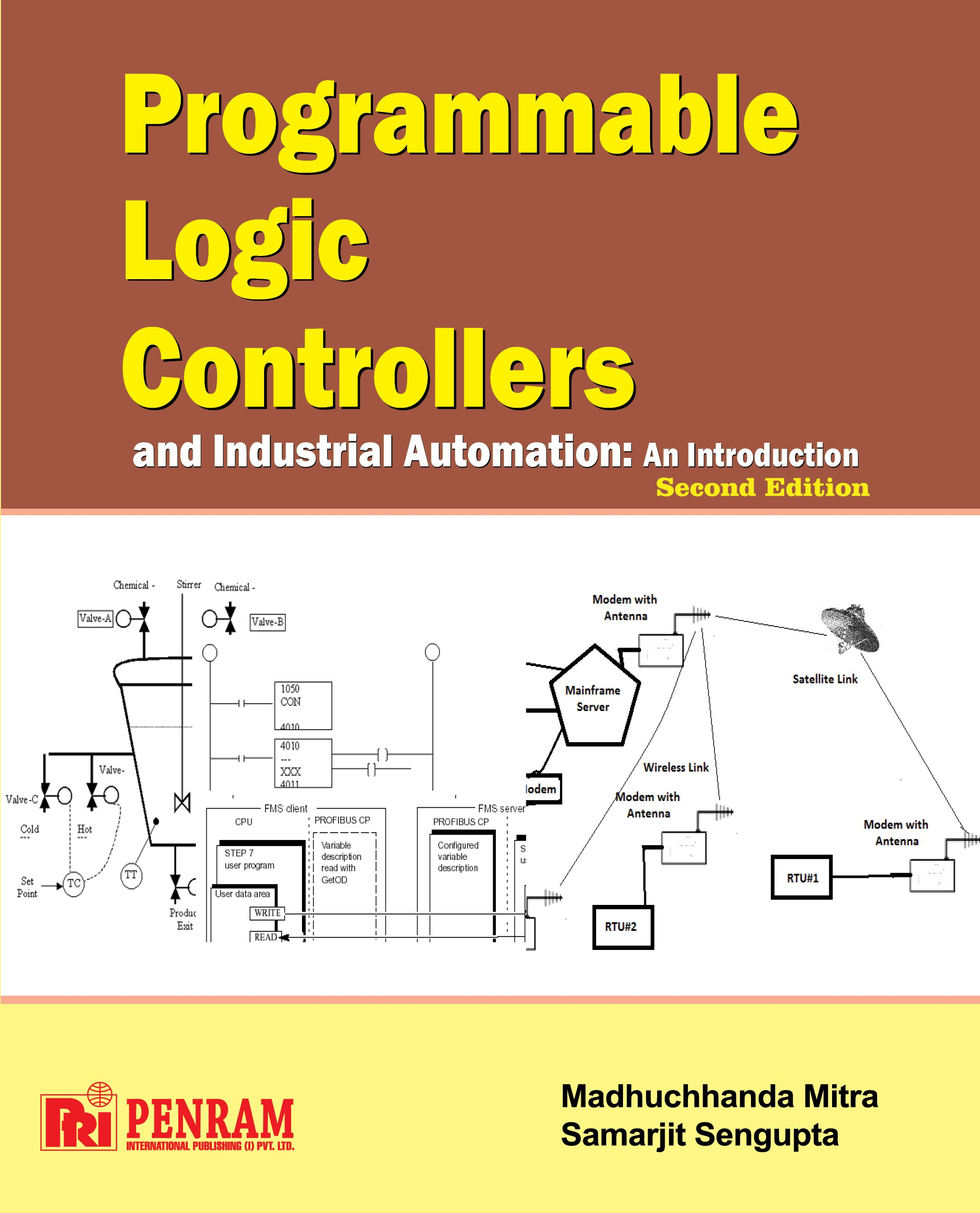Programmable Logic Controllers And Industrial Automation Diagram Plc An Introduction 2 E